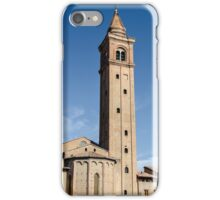 Cesena - Italy - The Cathedral  iPhone Case/Skin