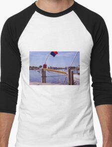 Late Summer Serenity Men's Baseball ¾ T-Shirt