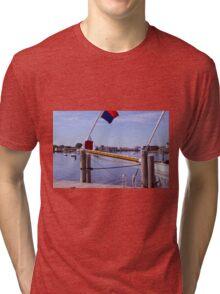 Late Summer Serenity Tri-blend T-Shirt