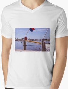 Late Summer Serenity Mens V-Neck T-Shirt