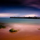 Docrell Lane Pier by Ian Stevenson