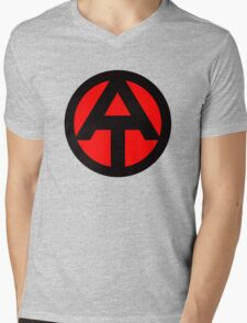 Adventure Team Mens V-Neck T-Shirt