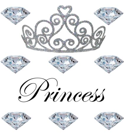 Princess 1  Sticker