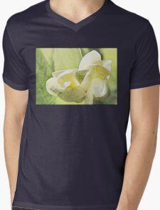 Forever Flowers Mens V-Neck T-Shirt