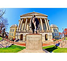State of Illinois Capitol Building Photographic Print