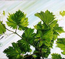 """Seasons """"Spring"""" by Kerry Wembridge Ziernicki"""