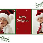 Christmas card by Michelle *