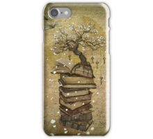 Knowledge is the key iPhone Case/Skin