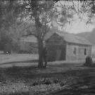 shed, near Grampians by Soxy Fleming