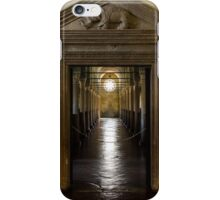 Beyond the gates of Wisdom  iPhone Case/Skin