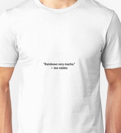 Leo valdez 2 Unisex T-Shirt
