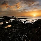 A Fine Sunrise on Sawtell by Robert Mullner