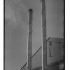 Aradale Chimneys by Soxy Fleming