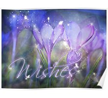 Faerie Wishes Poster
