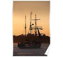 Ships Ahoy! Poster