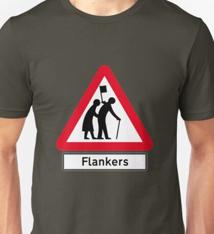 Flankers Unisex T-Shirt