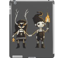 Hansel and Gretel iPad Case/Skin
