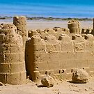 The Mega Sandcastle by Ali Brown