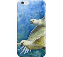 Vibrant Freedom - original watercolor painting iPhone Case/Skin