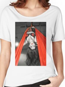 The Aerialist Women's Relaxed Fit T-Shirt