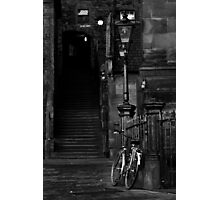 Take the Stairs Photographic Print
