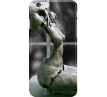 Incomplete Woman iPhone Case/Skin