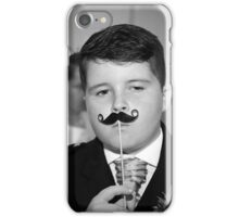 Trivial Hirsute iPhone Case/Skin