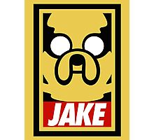 JAKE Photographic Print