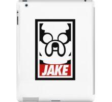 JAKE iPad Case/Skin