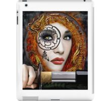 If Looks Could Kill iPad Case/Skin
