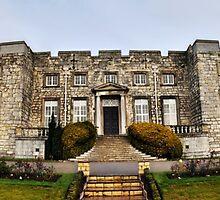 Hazlewood Castle by Mike Higgins