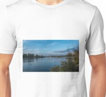 The Ottawa River during the day Unisex T-Shirt