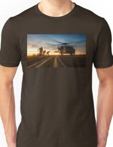 MH-60S Seahawk Helicopter Unisex T-Shirt