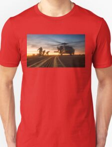 MH-60S Seahawk Helicopter T-Shirt