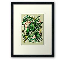 Scyther Framed Print