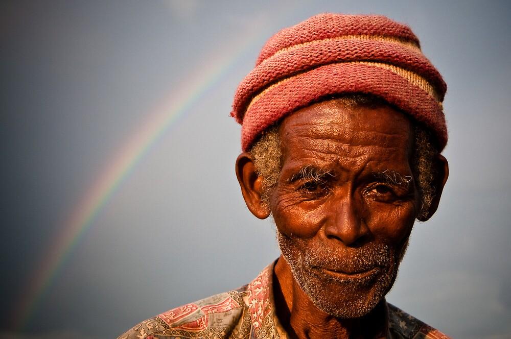 Old Yawo Man by Tim Cowley