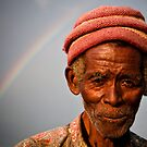 Old Yawo Man by Tim Cowley