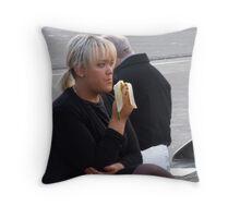 BANANARAMA Throw Pillow