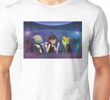 Mass Effect - Tuxedo Night [Commission] Unisex T-Shirt