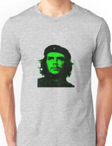 Che Guevara ( Green tint) Unisex T-Shirt