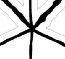 Berserk - Brand of sacrifice (Black) Sticker