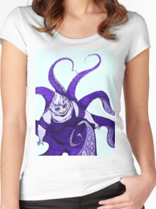 Sea Witch Women's Fitted Scoop T-Shirt