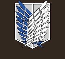 Scouting Legion - Attack on Titan cosplay - flat version Unisex T-Shirt