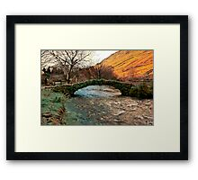 Packhorse Bridge - Wasdale Head Framed Print