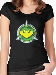 Battletoads - 8bit  Women's Fitted Scoop T-Shirt