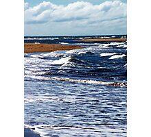 Coasting Waves Photographic Print