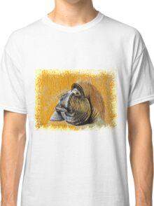 A man's face Classic T-Shirt