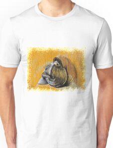 A man's face Unisex T-Shirt