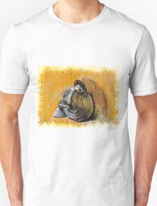 A man's face T-Shirt