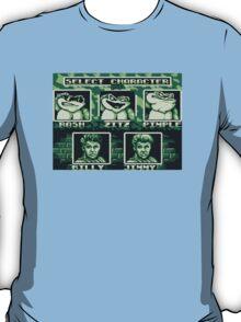 Select Character T-Shirt